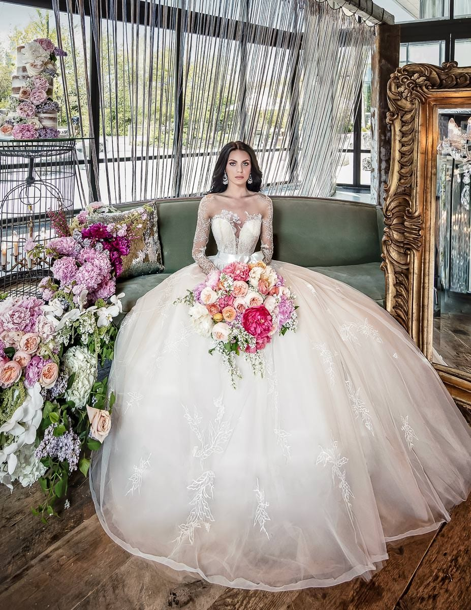 Hair & Makeup Artist for Destination Weddings and Bridal Couture Fashion Stylist - BridalGal New York City