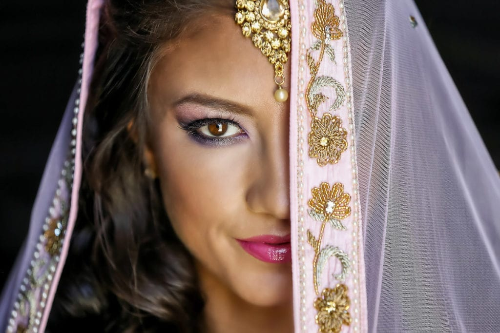 South Asian and Indian Destination Weddings - Bridal Hair & Makeup Artist for Luxury High End Weddings - Bridalgal New York