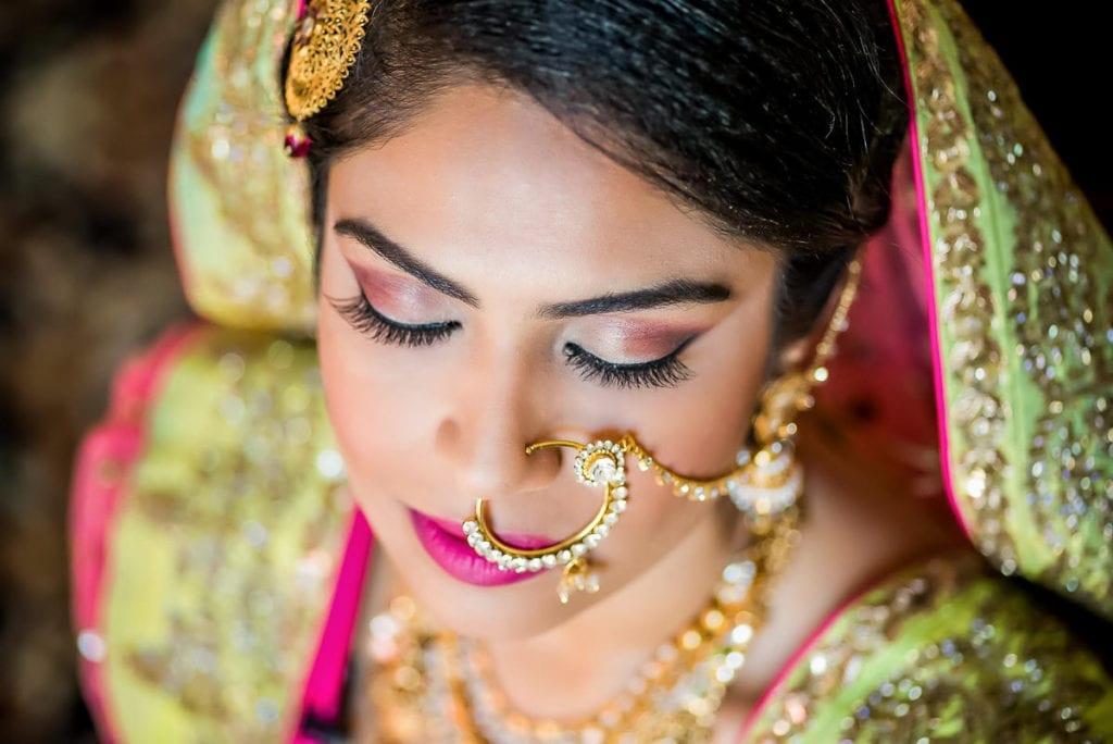 South Asian and Indian Destination Weddings - Bridal Hair & Makeup Artist for Luxury High End Weddings - Bridalgal New York