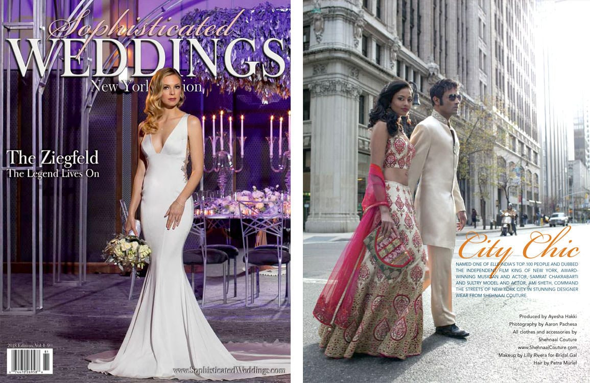 Bridalgal Press - New York Luxury High End Couture Fashion Magazine Editorial Hair & Makeup Artist - Lilly Rivera