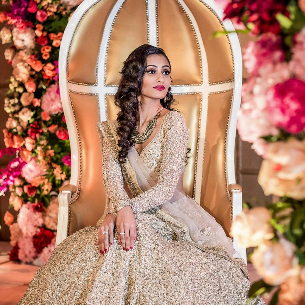 New York Hair & Makeup Artist - Destination South Asian Weddings - Lilly Rivera BridalGal - Luxury Weddings, Couture Fashion, Editorial & Magazine Photo Shoots