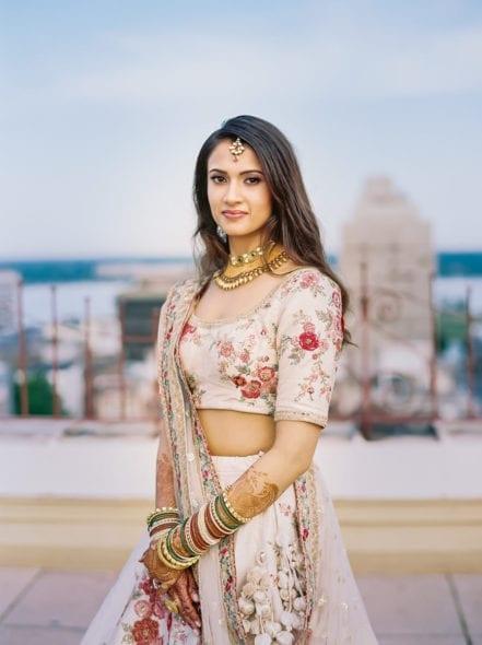 South Asian Portfolio New York Hair Makeup Artist